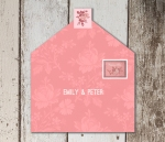 Rustic Wedding Invite_Coral_Envelope