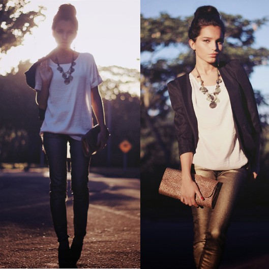 Lookbook super chic