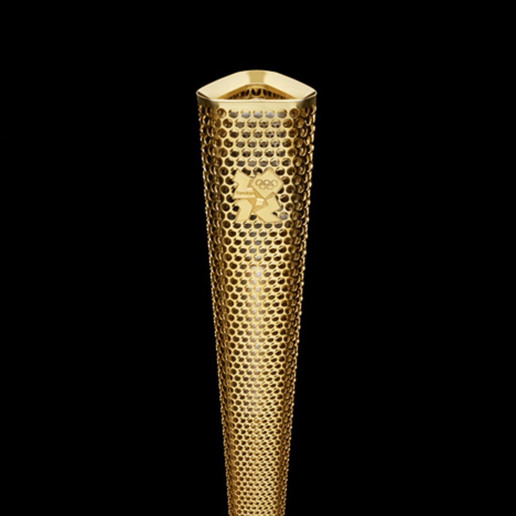 London 2012 Olympic Torch prototypeOlympic Torch