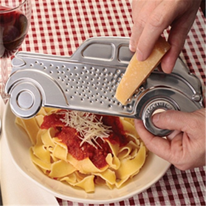 gangster car grater