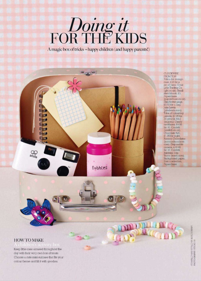 Cosmo Bride UK_June 2011_Kids  wedding case