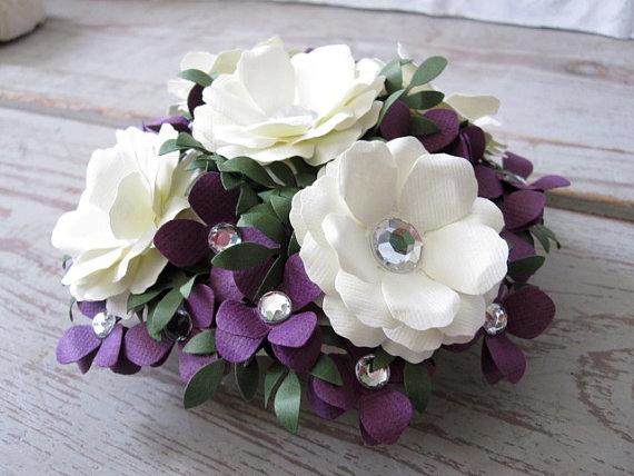 Floral Cake Topper 2