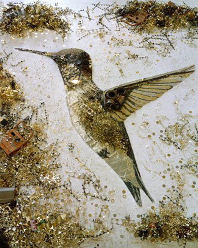 BIRD-309x387_Vik Muniz