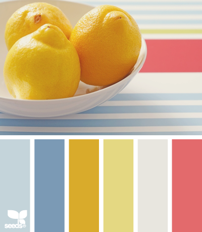 Summer colour inspiration
