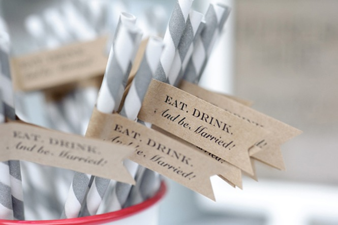 Grey straws_flag_wedding