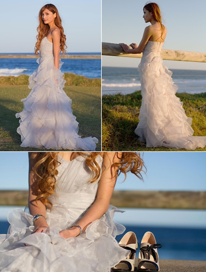 Fairytales_Wedding dress_Lookbook