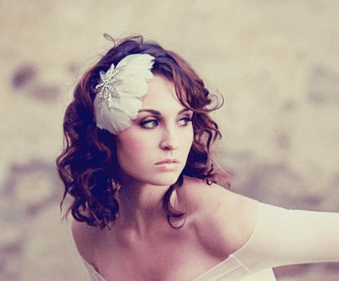 wedding_feather headpiece