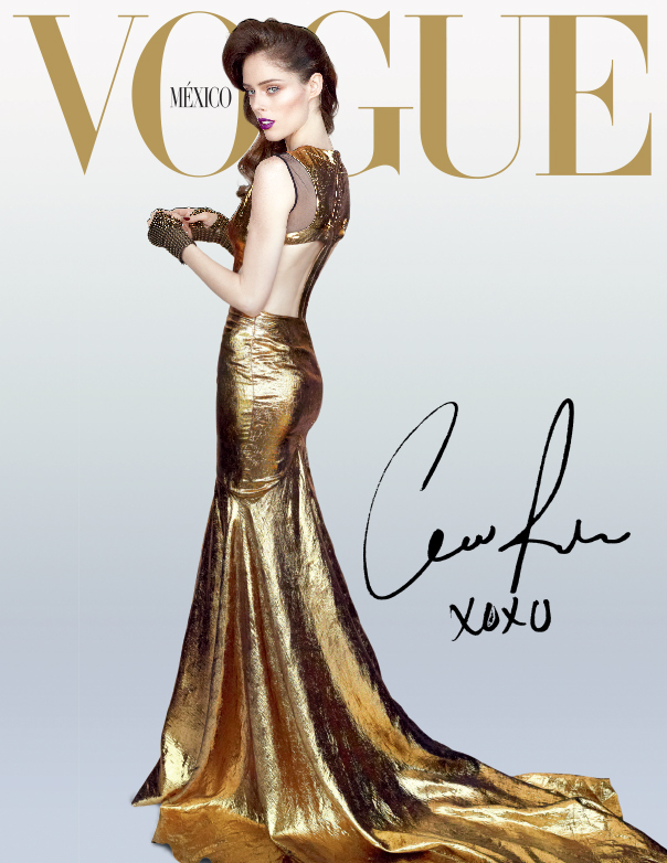 Vogue Mexico_Coco Rocha