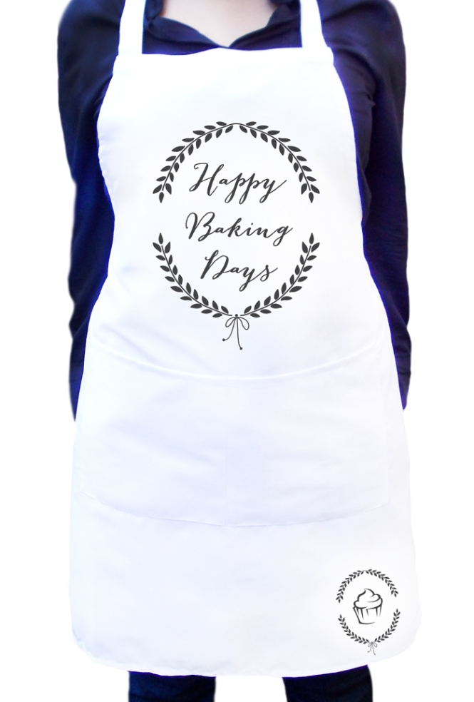 White Ladies Apron_Bake
